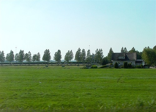 holland countryside