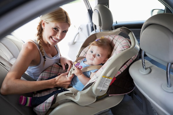 best portable car seat for travel
