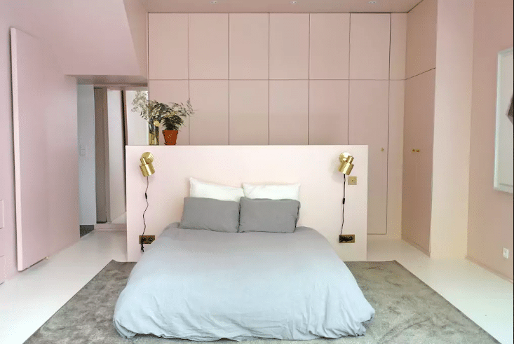 Romantic AirBNBs in Paris - Airbnb in Belleville