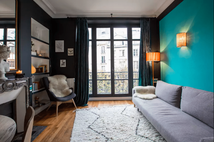 Romantic AirBNBs in Paris - Airbnb in Montorgeuil