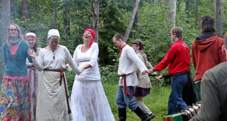 Spring festivals in Central and Eastern Europe